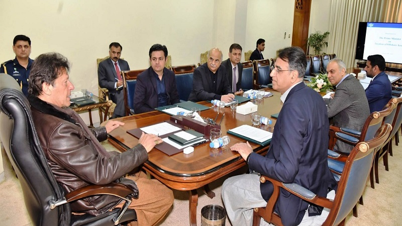 Imran Khan directs FBR to focus on expanding tax net