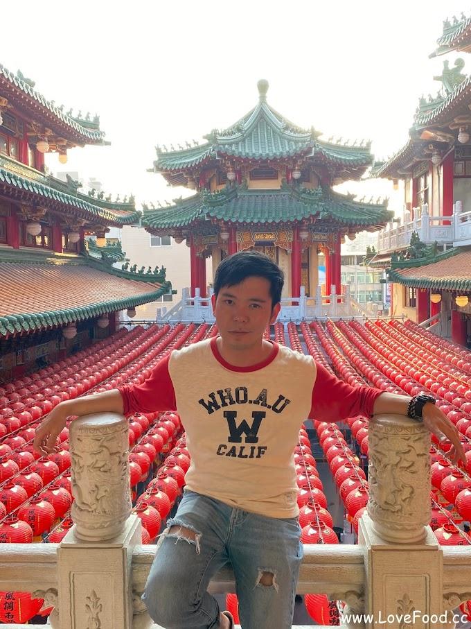 高雄三民-三鳳宮-另類網紅景點 紅燈籠海 就像踏入神隱少女場景-sun fong