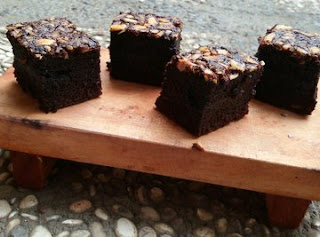 Resep Pie Brownies Mini Praktis Sedap