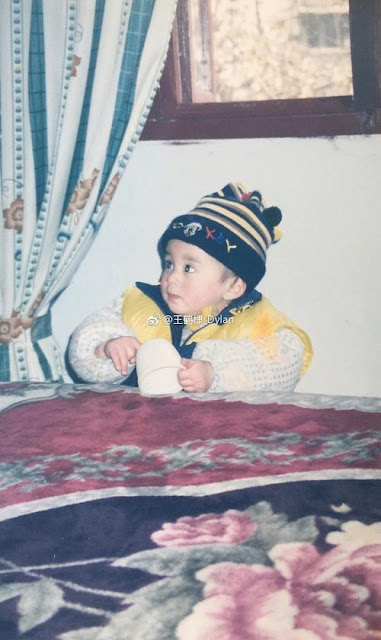 Dylan Wang child picture