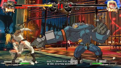 Guilty Gear Xrd -SIGN- (PC) 2015