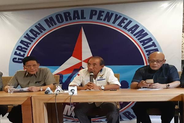 Kembalikan Fitrah & Kejayaan Partai, Max Sopacua Canangkan Kongres Luar Biasa Demokrat