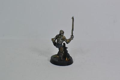 Gundabad Orc Warrior (Conversion)