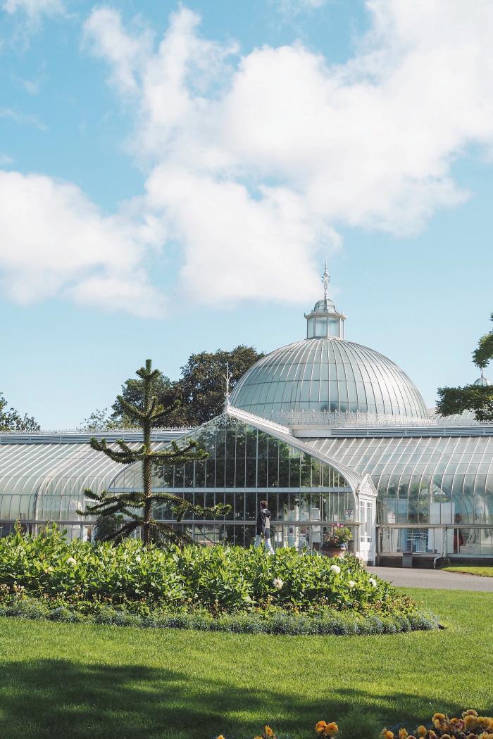 Jardin botanique de Glasgow