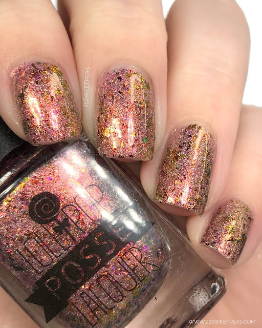 Lollipop Posse Lacquer Those Who Were Neither