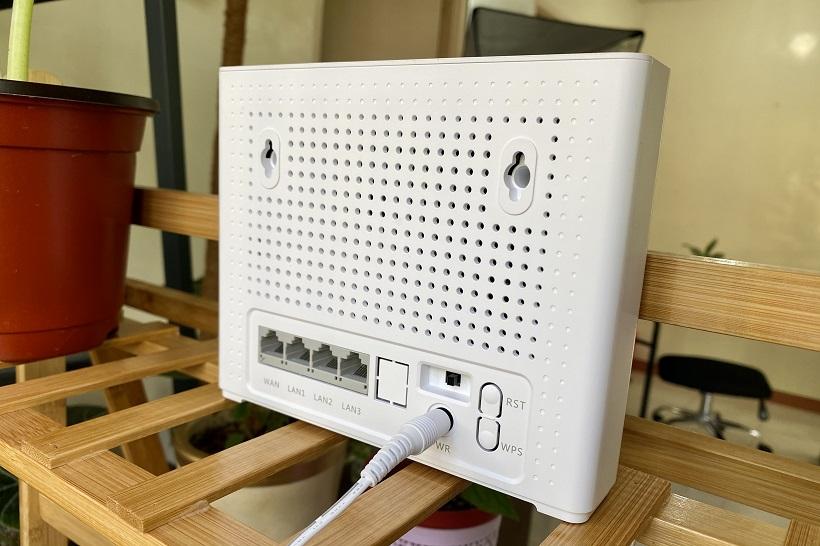 PLDT Home WiFi Prepaid Advance Review