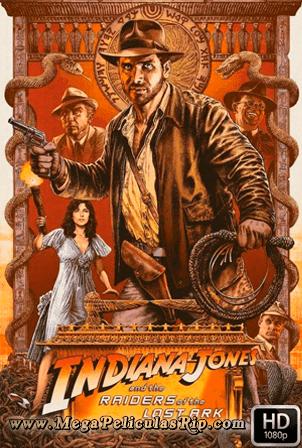 Indiana Jones Y Los Cazadores Del Arca Perdida [1080p] [Latino-Ingles] [MEGA]