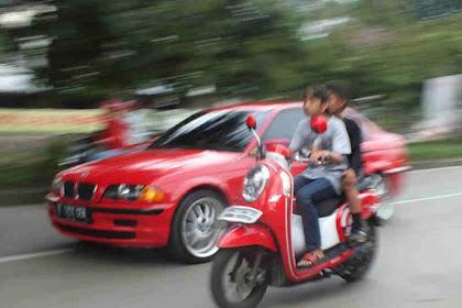Ketika Anak Menuntut Diajarkan Berkendara Padahal Usianya Belum Mencapai 17 Tahun