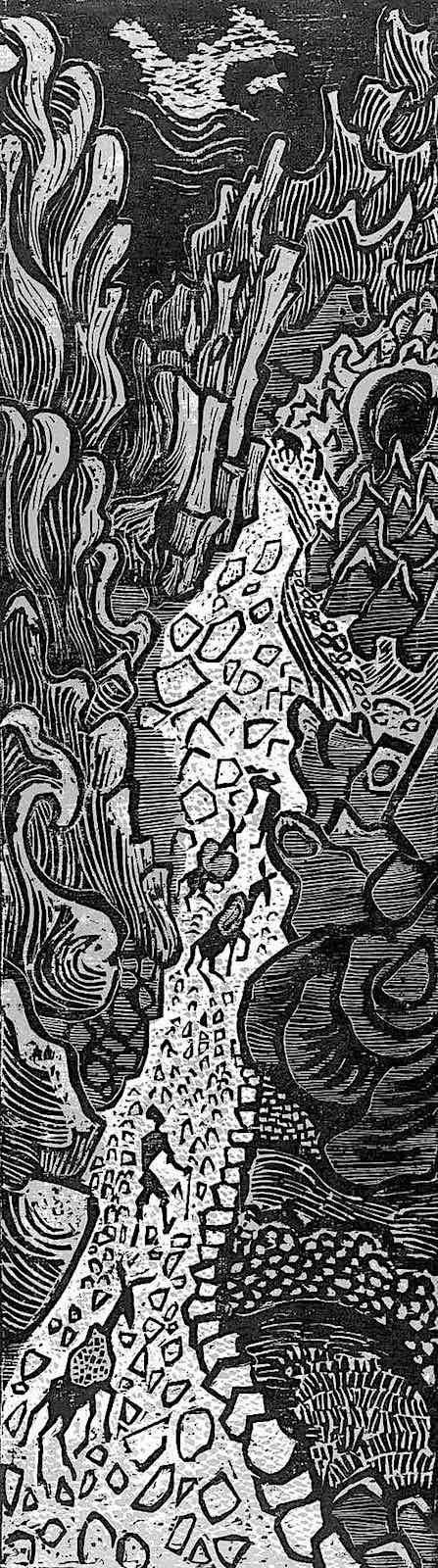 Otto Pankok 1956 art