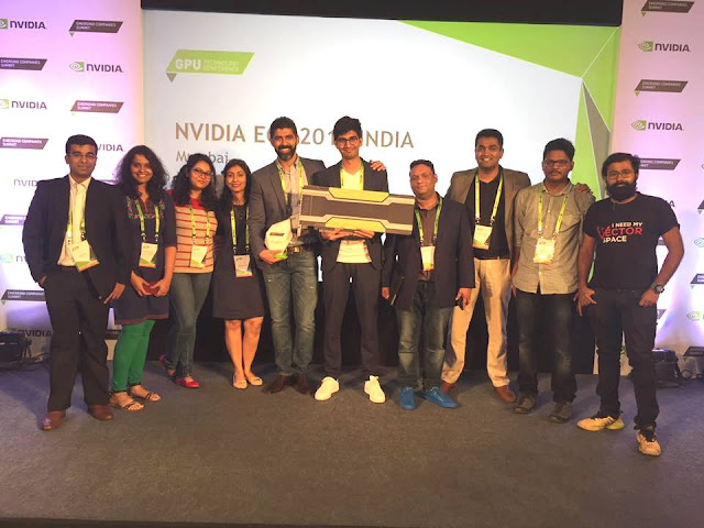 EdGE Networks Wins 'The Best of Show' Awards at NVIDIA's Emerging Companies Summit