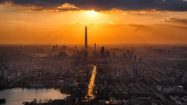 The Blessed City - Poem By Kahlil Gibran