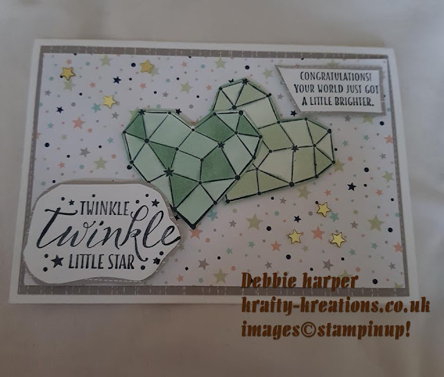 Twinkle Twinkle Stampin Up