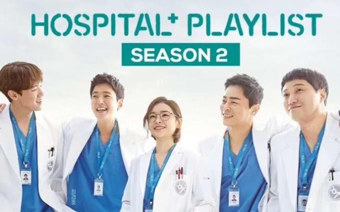 Drama Korea Hospital Playlist Season 2 [1 - 12 (END) / Batch] Subtitle Indonesia