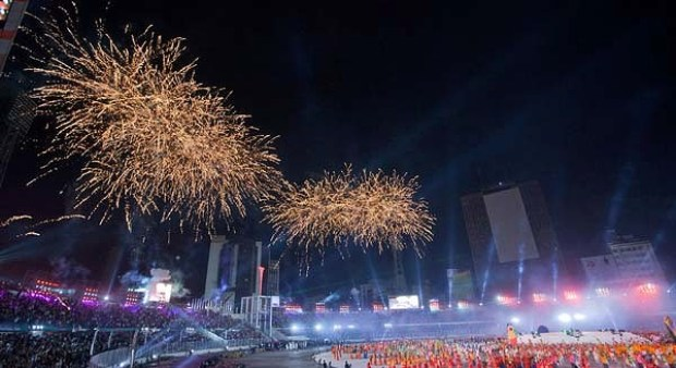 T20 World Cup 2021 Opening Ceremony