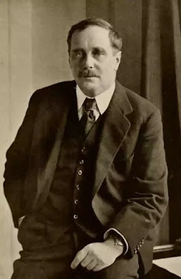 H. G. Wells as a novelist, is a follower of Meredith and adopts the novel as the vehicle of his philosophy of life and general idea on society with all its multifarious problems.