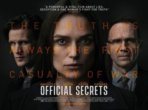 Official Secrets Top Best Hollywood Movies 2019 List so far