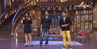 Comedy nights with kapil sharma with parineeti chopra photos