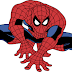Homem aranha vetor Marvel vetores grátis