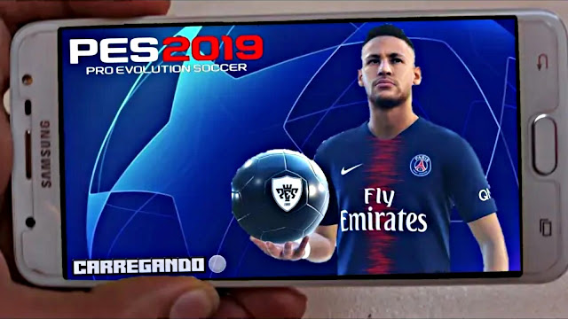 New Football Android Offline With Commentary PES 2019 Mobile