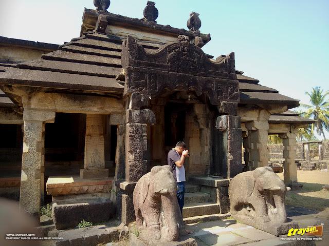 Neminatha Basadi, or Neminatha Mandir, a thousand year old Jain temple in Varanga