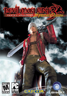 Capa do Game Devil May Cry 3: Special Edition