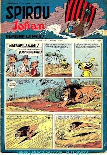 Johan reprend la mer !