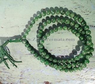 Tasbih Batu giok Jadeite Jade - ZP 1060