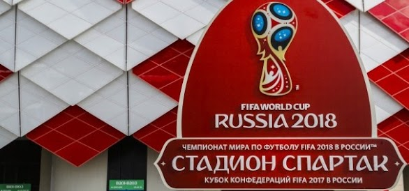 Pembagian Pot Undian Piala Dunia 2018 Rusia
