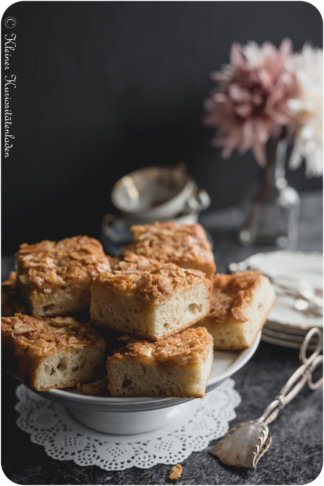 Butterkuchen ~ Bremer Bodderkoken