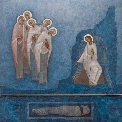 Annunciation by Ivanka Demchuk