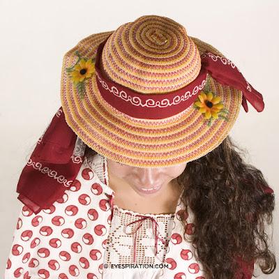 Caribisch hoedje