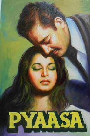 Watch Online Bollywood Movie Pyaasa 1957 300MB HDRip 480P Full Hindi Film Free Download At WorldFree4u.Com