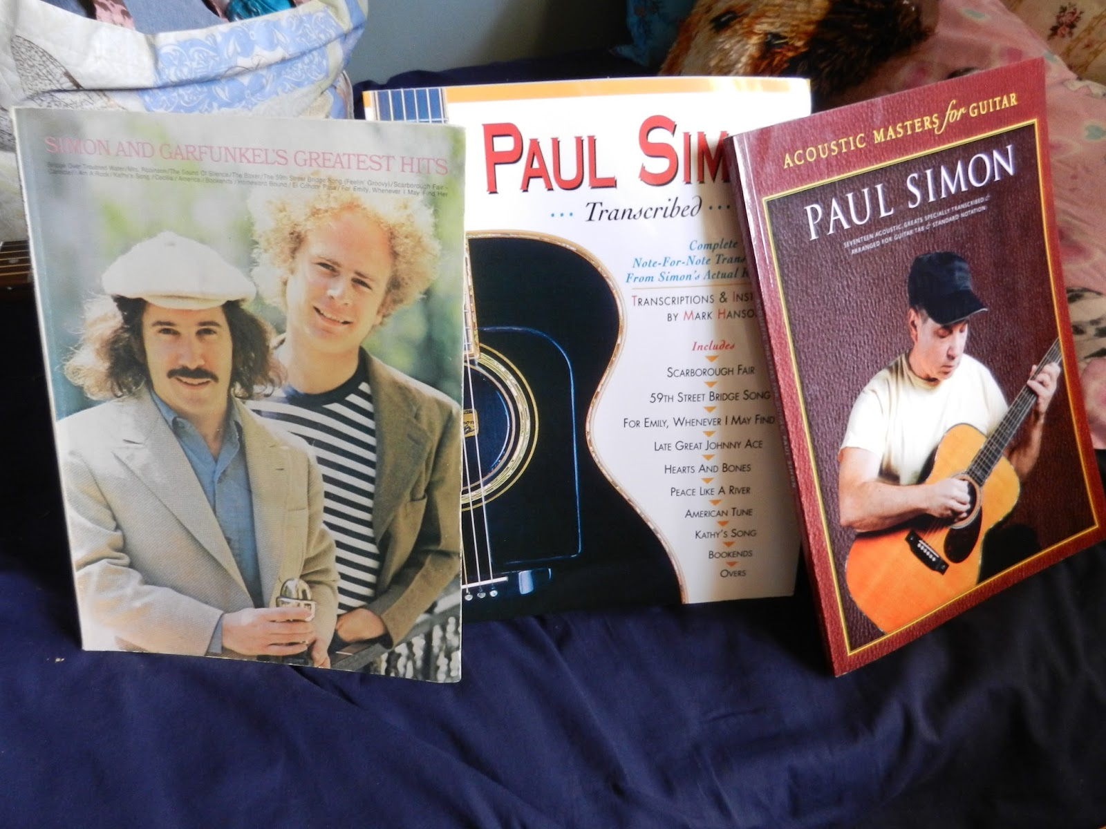 simon and garfunkel music books