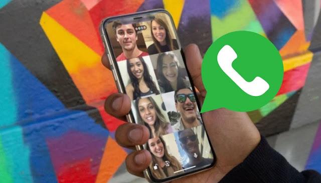 عليك تحميل هذا الإصدار الجديد من الواتساب حتى تتمكن الآن من عمل مكالمات فيديو مع 8 أشخاص بدلا من 4