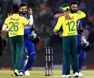 SA tour of IND 2019 IND vs SA 1st Test Match