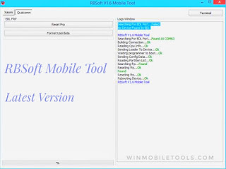 RBSoft Mobile Tool V1.6 Latest Setup Free Download