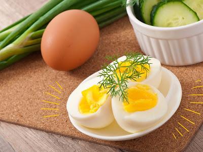 El huevo, fuente pura de proteína