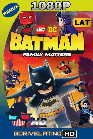 LEGO DC: Batman – Family Matters (2019) BDRemux 1080p Latino-Ingles MKV