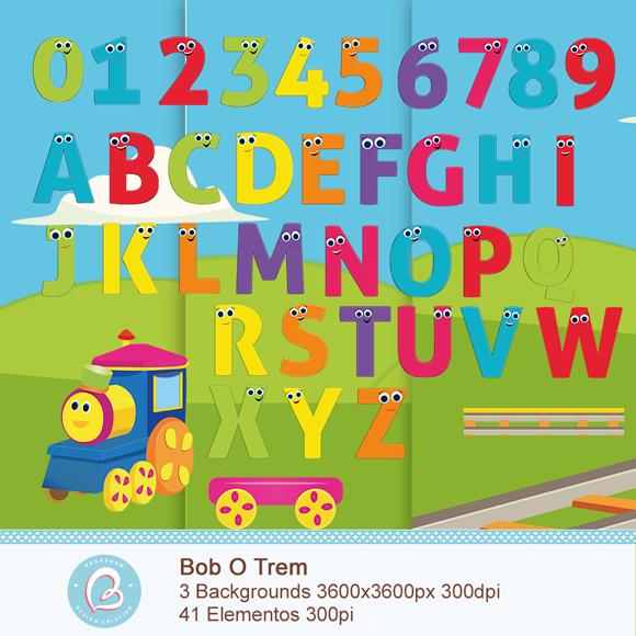 Kit Digital Bob O Trem