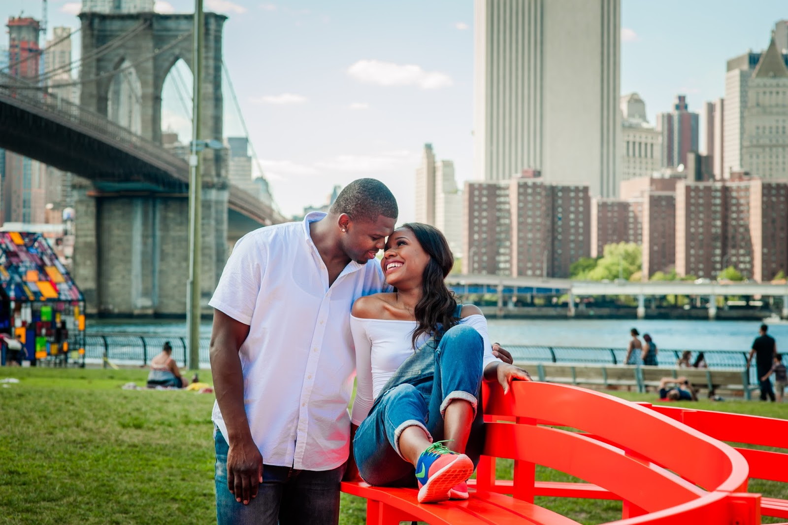 best engagement and wedding photographer in new york