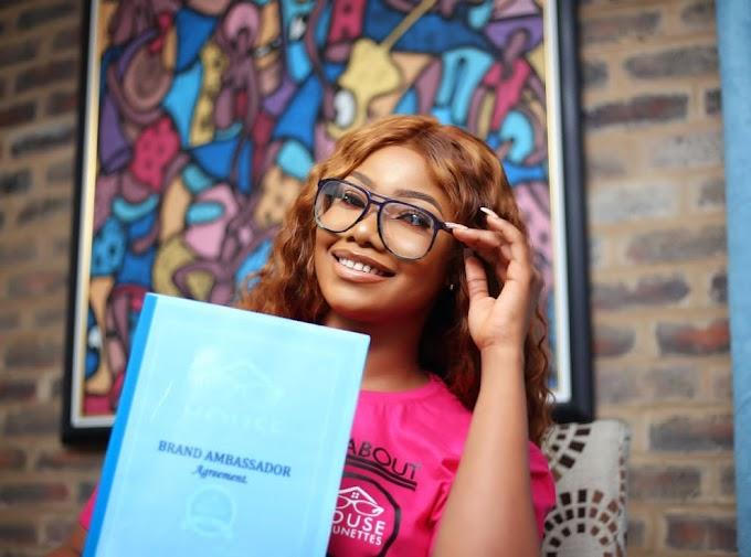 Tacha Seals Her First Endorsement Deal With House Of Lunettes