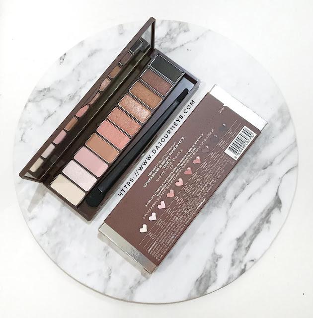 Review 16BRAND Brickit Shadow Kit