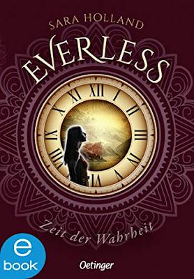 Neuerscheinungen im April 2019 #2 - Everless: Zeit der Wahrheit von Sara Holland