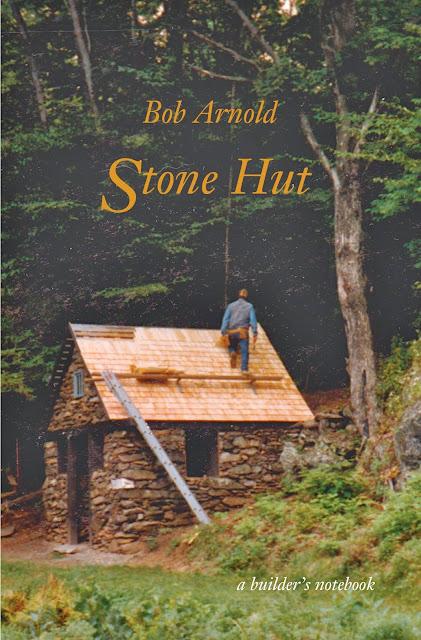 A longhouse birdhouse announcing bob arnold 39 s stone hut for Longhouse birdhouse