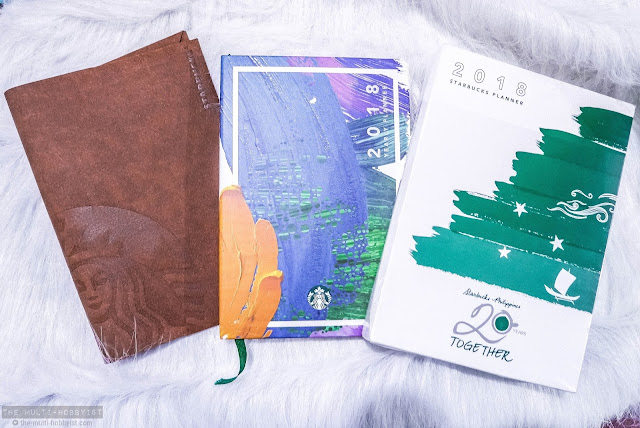 Review: Starbucks 2018 Planner (Philippines)