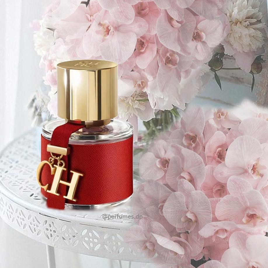 Perfume CH Carolina Herrera resenha