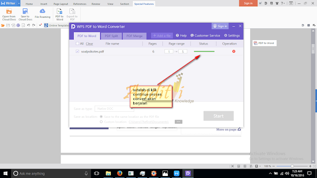 Cara Conver PDF to Word Menggunakan WPS Office_anditii.web.id