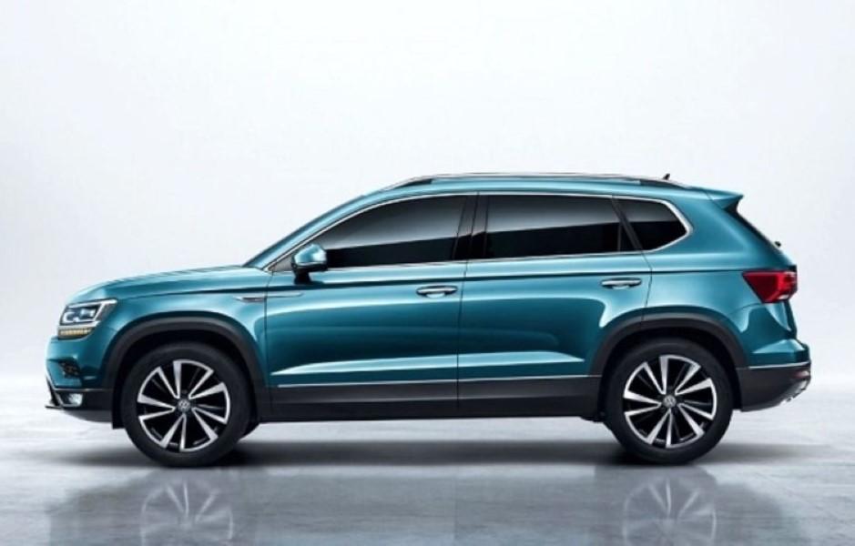 El crossover compacto Volkswagen Tharu se ha convertido en el bestseller absoluto de la marca alemana