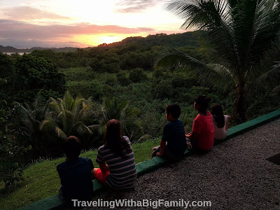 Beach Towns in Costa Rica with a Big Family