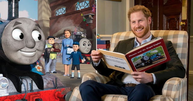 May 12th, 2020 marks the 75th anniversary of the publication of the first Thomas the Tank Engine Book by author Rev. W Awdry. The 40+ books in the series led to a long running children's T.V. cartoon series, which started in 1984 and is still running, now called Thomas and Friends. The first two series of Thomas the Tank Engine were narrated by Beatles band member Ringo Starr!